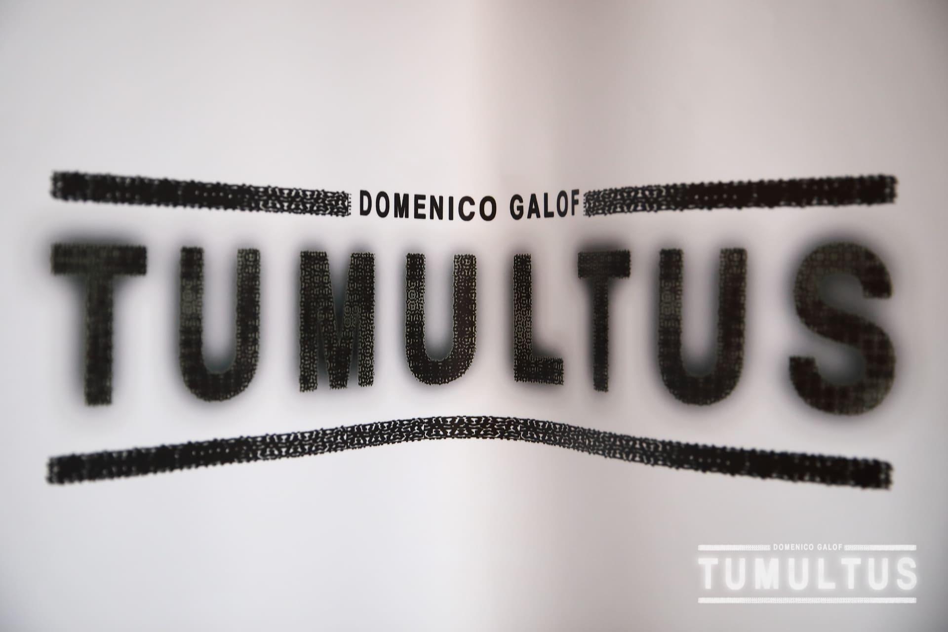 L'Origine di Tumultus (1)